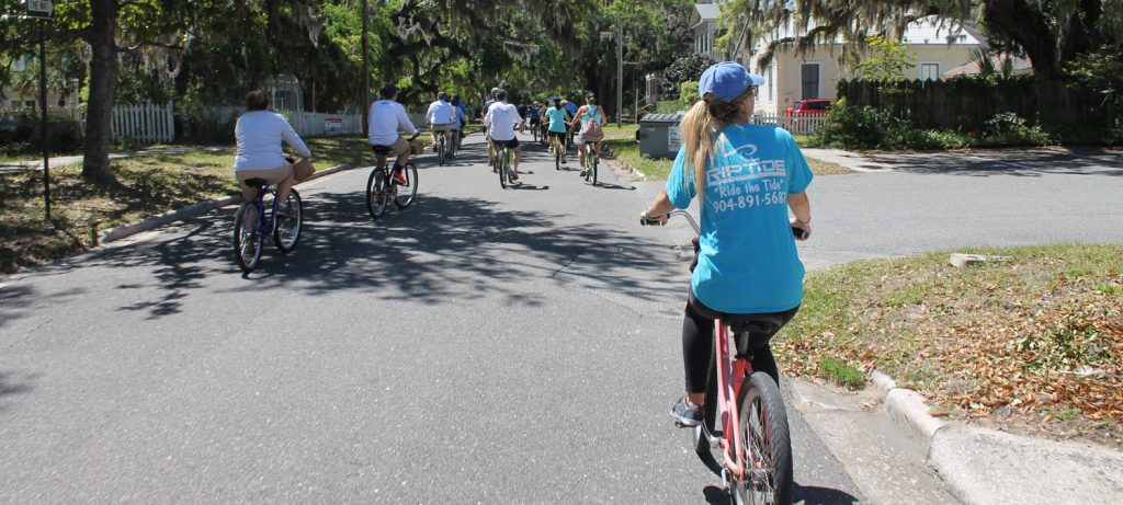 Bike tours of amelia island