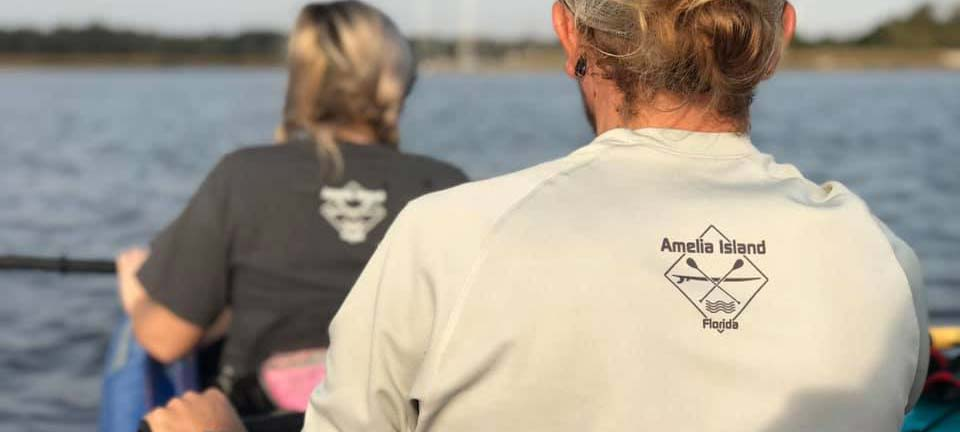 kayak tours in Amelia Island
