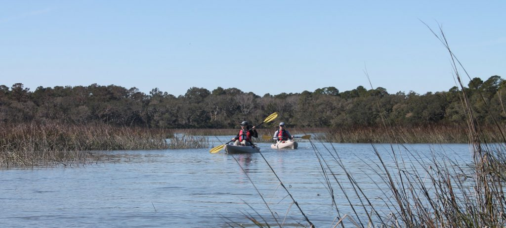 Amelia Island Tours of Simpson Creek 6
