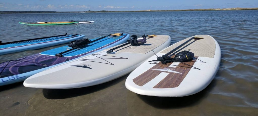 Amelia Island Stand Up Paddle Board Rentals 2